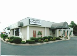 William C. Brown Community Funeral Home Harford P.A.